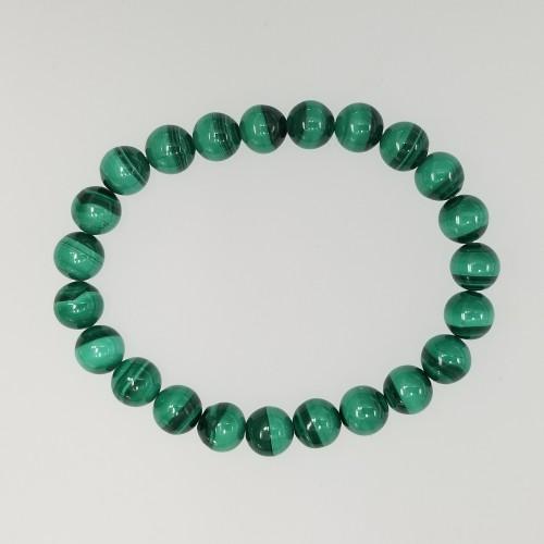 Malachite 8mm Bracelet
