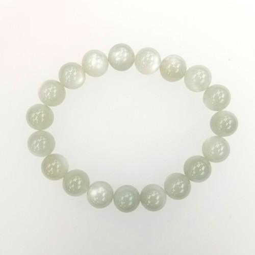 Moonstone (White color) 10mm Bracelet