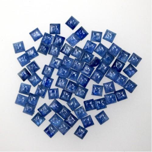 Kyanite Square 4X4mm