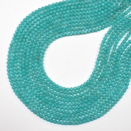 Amazonite beads 4mm