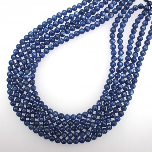 Kyanite Beads 6mm