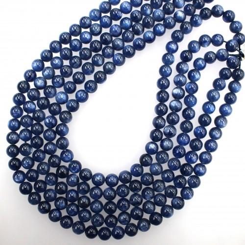 Kyanite Beads 9mm